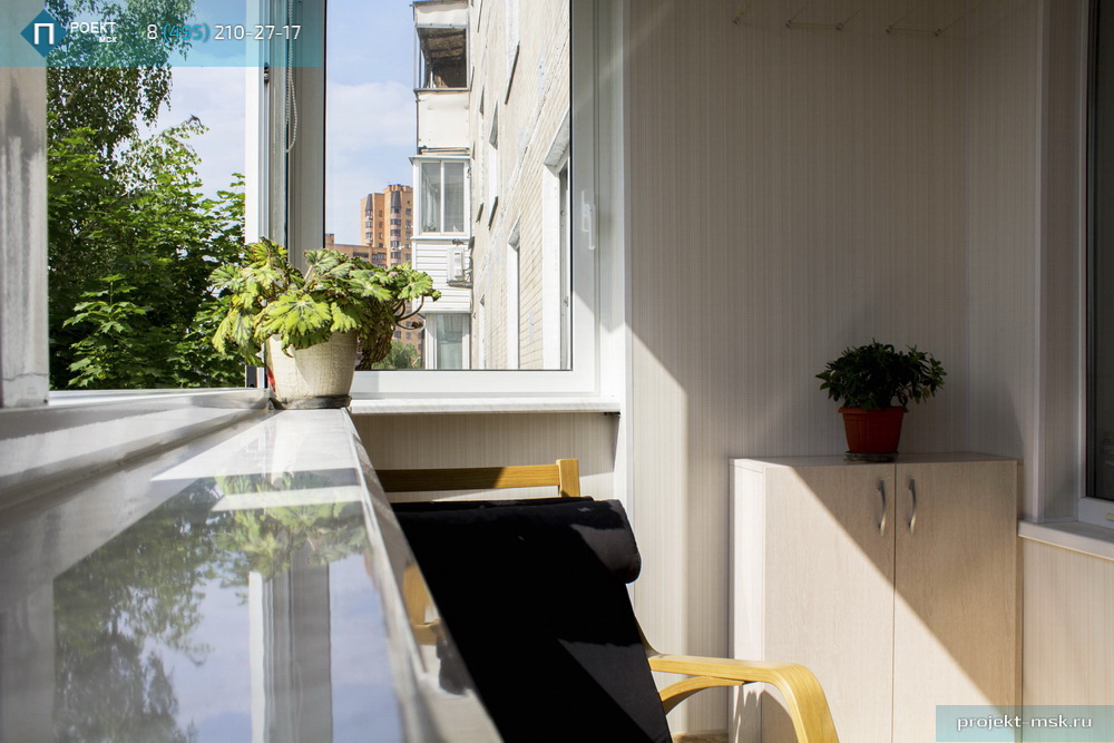 Балкон без утепления дизайн