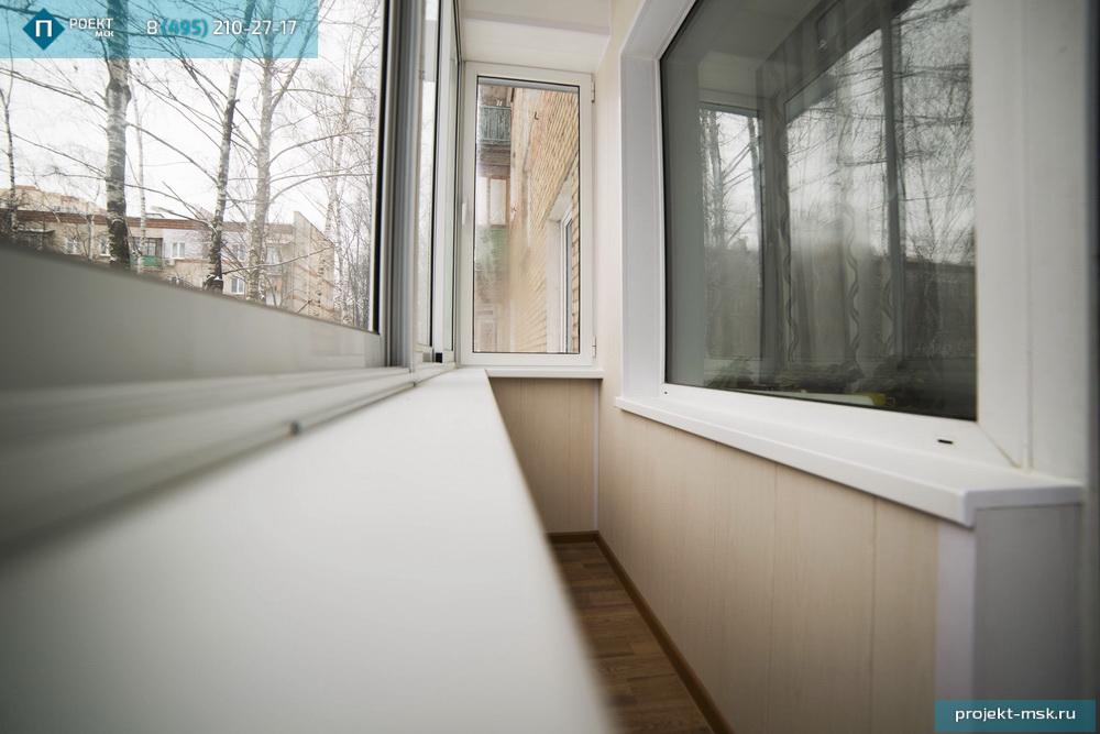 Остекление балконов в кредит в москве.