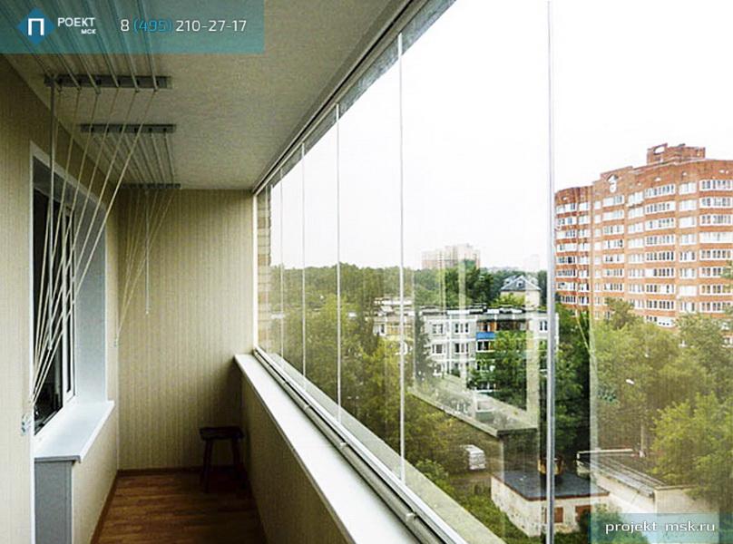 Наши примеры работ по остекление балкона и лоджии.