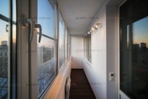 Утепление балкона «Стандарт»