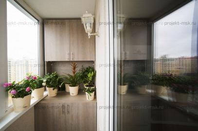 Шкаф на балкон Видное